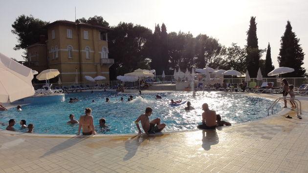 Zwembad-porec