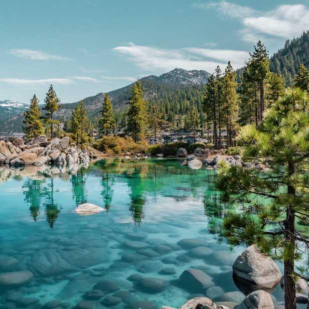 Op deze 15 plekken vind je het schoonste water ter wereld