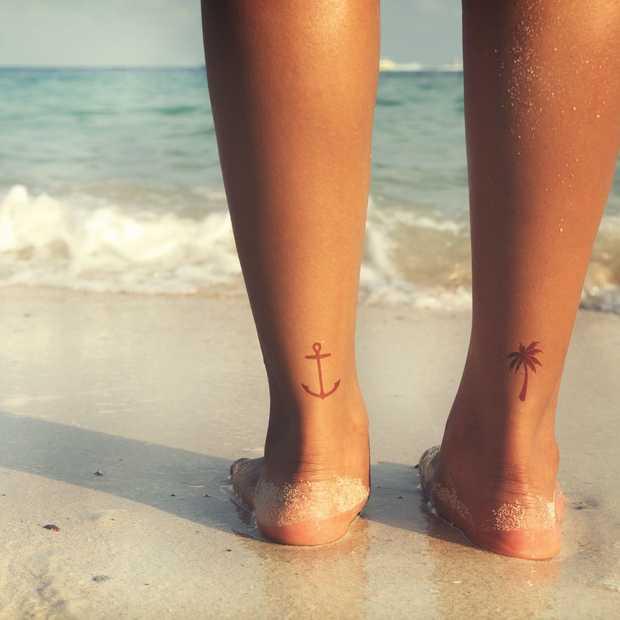 Inspiratie: 20 toffe travel tattoos