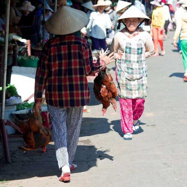 25 indrukwekkende foto's van Vietnam