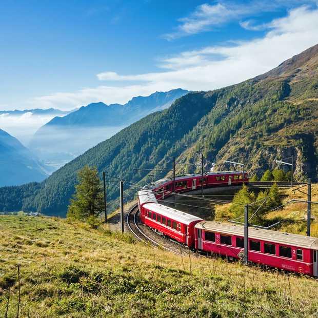 De 5 mooiste treinreizen van Europa