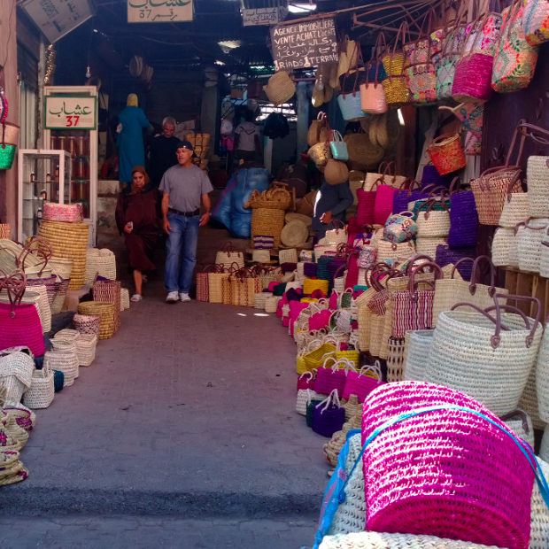 Marrakech: The place to be voor de shopliefhebber