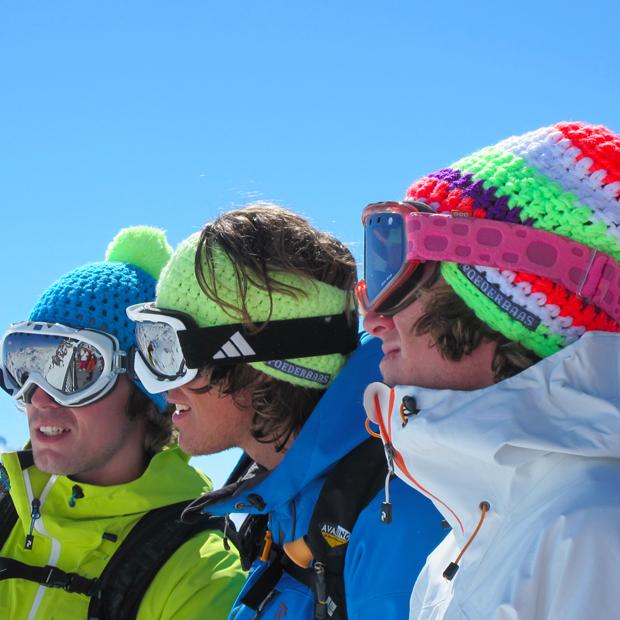 Poederbaas.nl: Coole mutsen voor in de sneeuw!