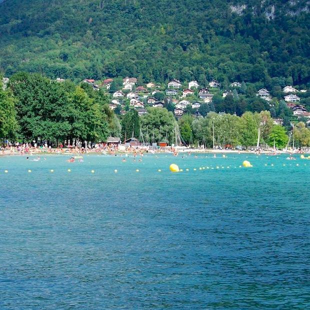 Travel tip: het meer van Annecy in Frankrijk