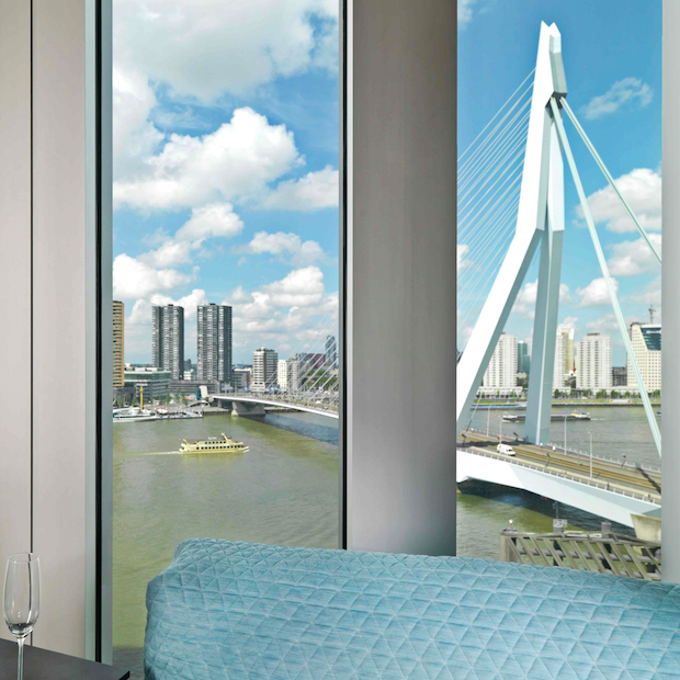 Nieuw: lifestyle-hotel nhow opent in Rotterdam