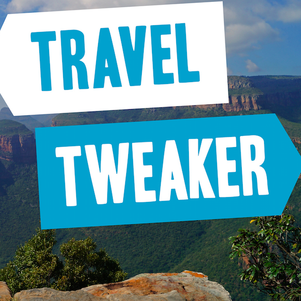 Tweaken, a new way to travel far