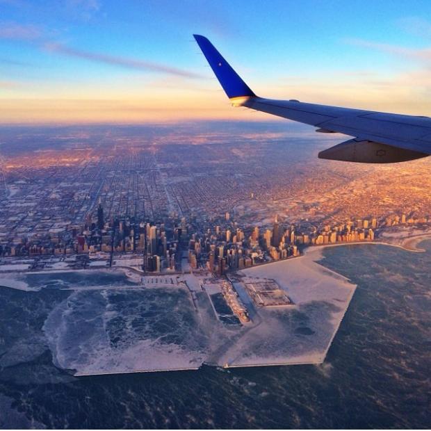 Luchtvaartcijfers zijn bekend: vliegen is veiliger dan een bad nemen!