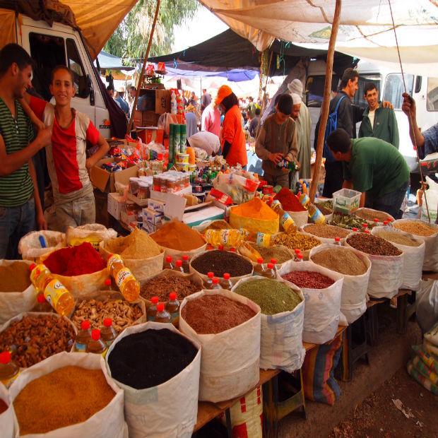 Maak kans op een reis naar Marokko