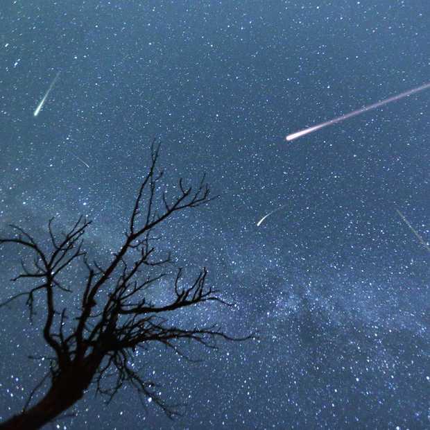 Vannacht: 72 vallende sterren per uur!