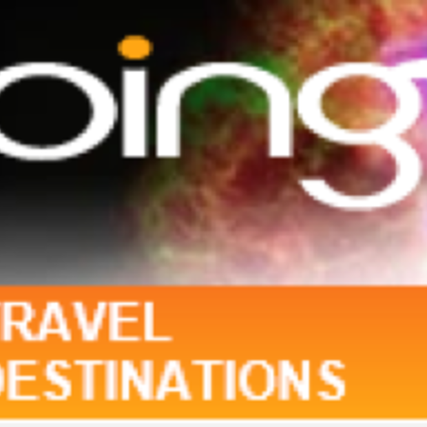 Bing visual search voor Travel