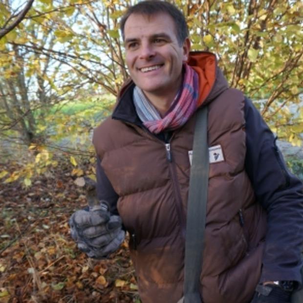 Truffels in de Champagne, het verhaal van Benoît Jacquinet