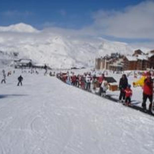 Skipistes Val Thorens vanaf vandaag open