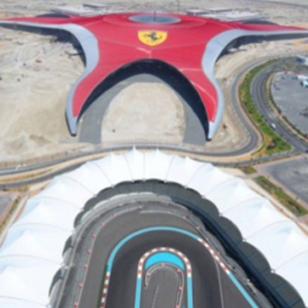 Ferrari World bijna klaar voor opening