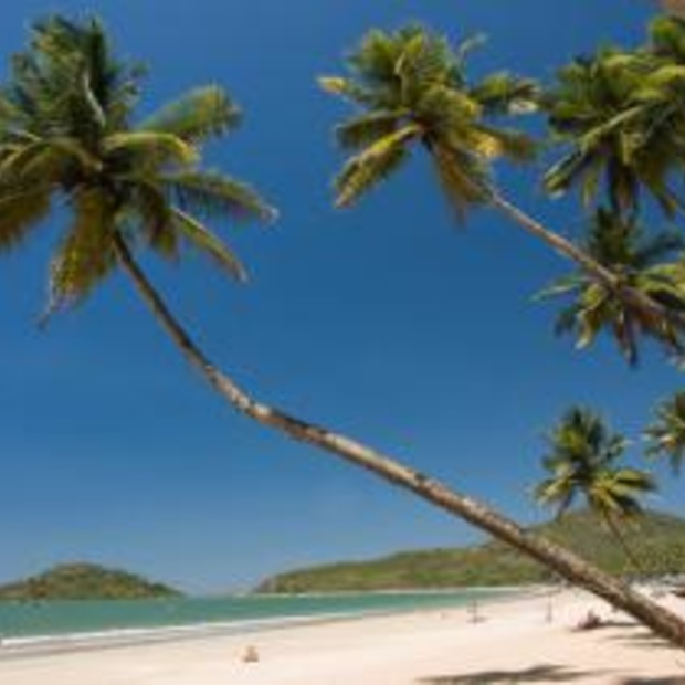 Goa snel opkomende vakantiebestemming!