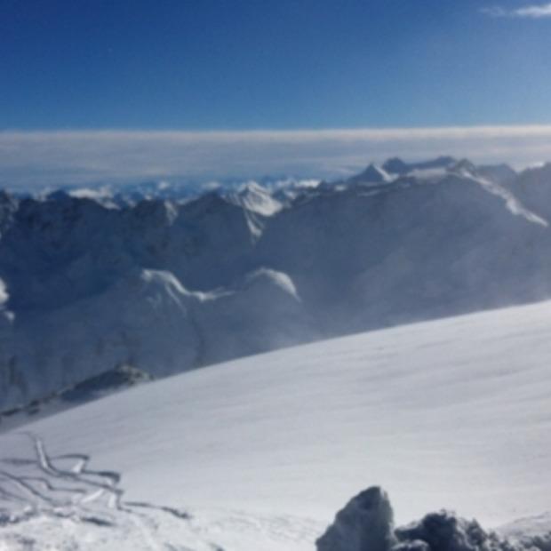 Meest favoriete après-skibar in Kirchberg, Oostenrijk