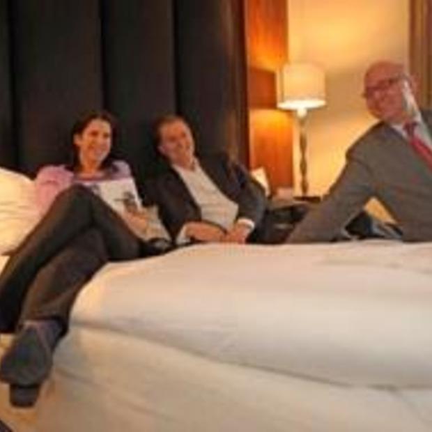 Sandton IJsselhotel opent Fairtrade Suite