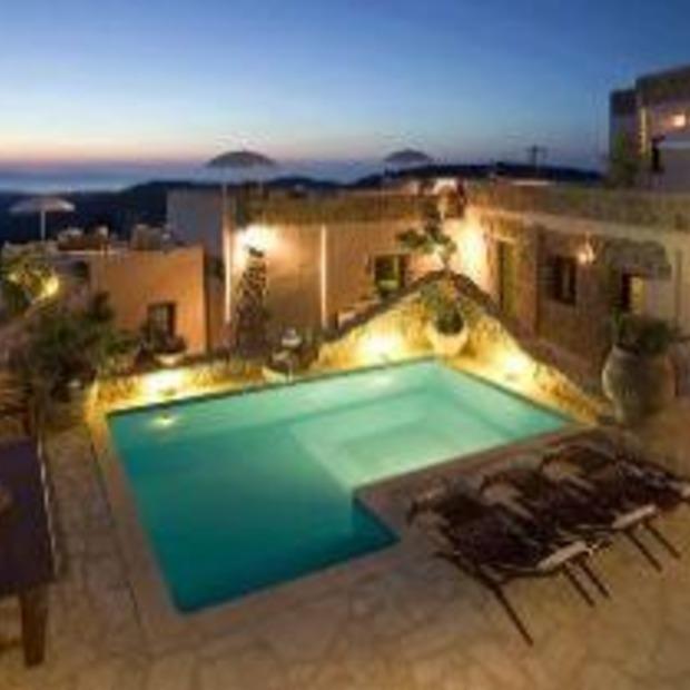 Cressa Ghitonia: bijzondere appartementen op Kreta