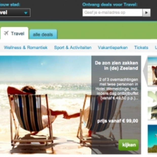 Groupon Travel Deals voor spotgoedkope stedentrips