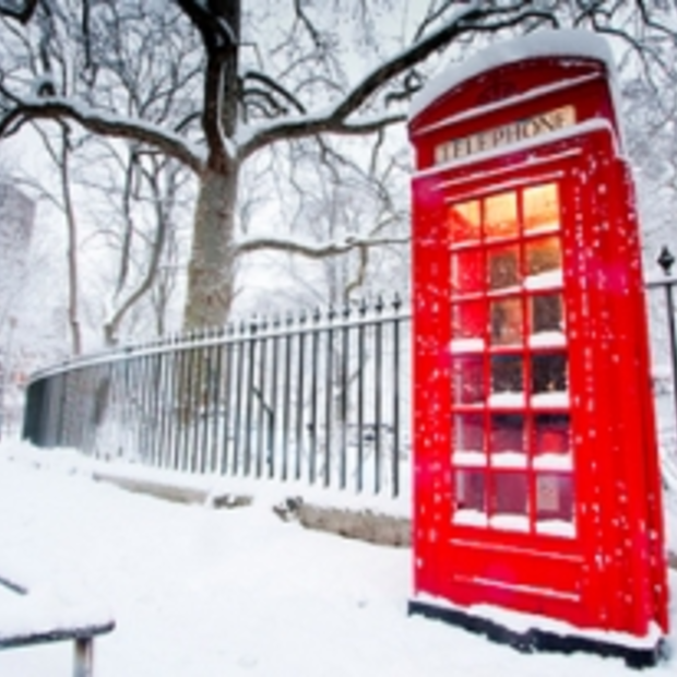 Winter in Londen