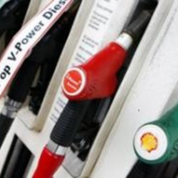 Overzicht brandstofprijzen Europa