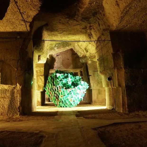 Bij Ackerman in Saumur komen wijn, kunst en mystiek samen