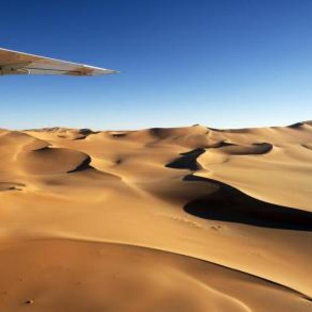 Afrika vanuit de lucht