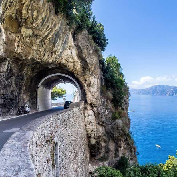 De Amalfikust: een droomweg om te rijden in Italië
