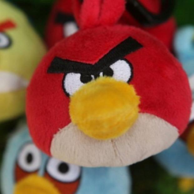 Angry Birds veroveren Fins pretpark
