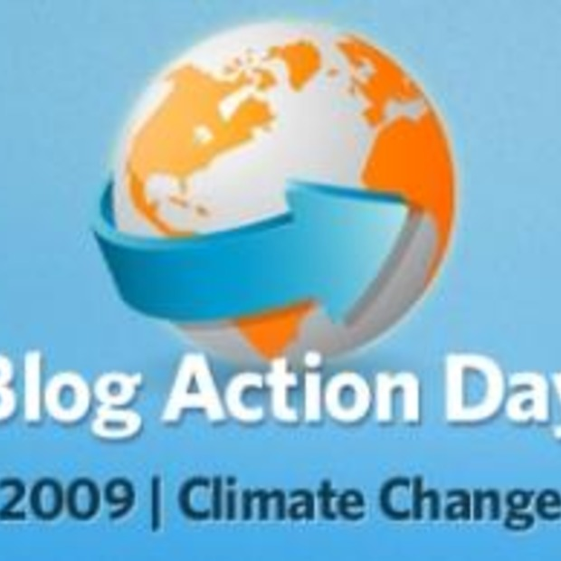 Blog Action Day 09: aandacht voor Climate Change