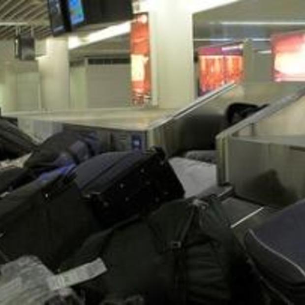 Ieder uur van de dag raken er zo'n 3.000 koffers zoek