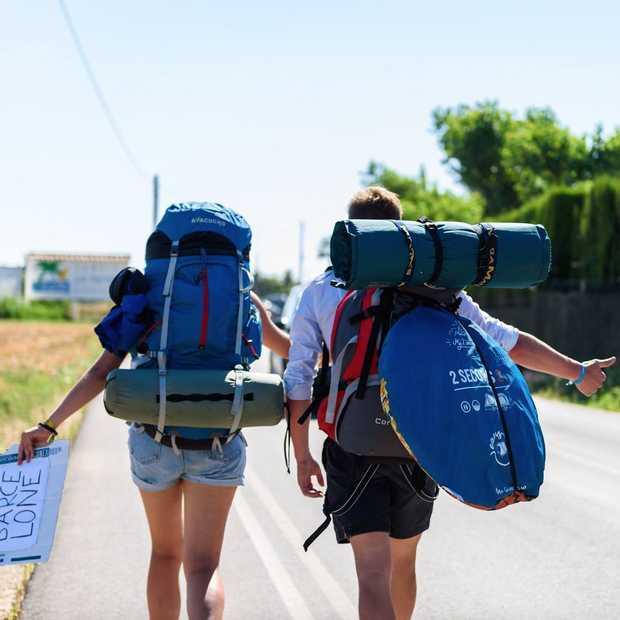 Barcelona Express: 1.500 km liften om een wereldreis te winnen