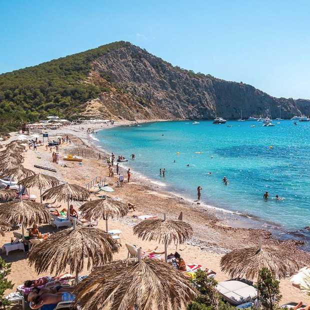 De 6 leukste beachclubs van Ibiza