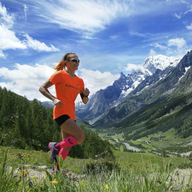 Beat the Sun: strijd tegen de zon rondom de Mont Blanc