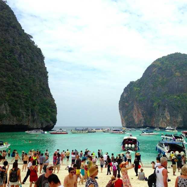 Phi Phi Beach: Het Beroemdste Strand Van Thailand: Ko Phi Phi Lee