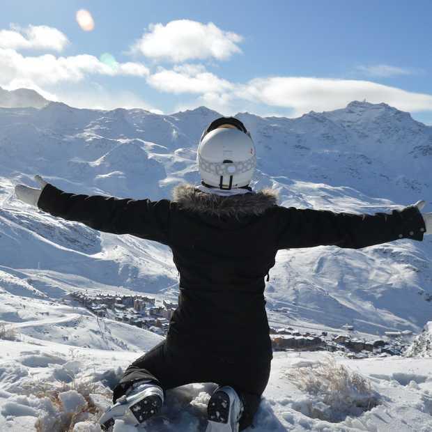 Alweer het beste skigebied ter wereld: Val Thorens!