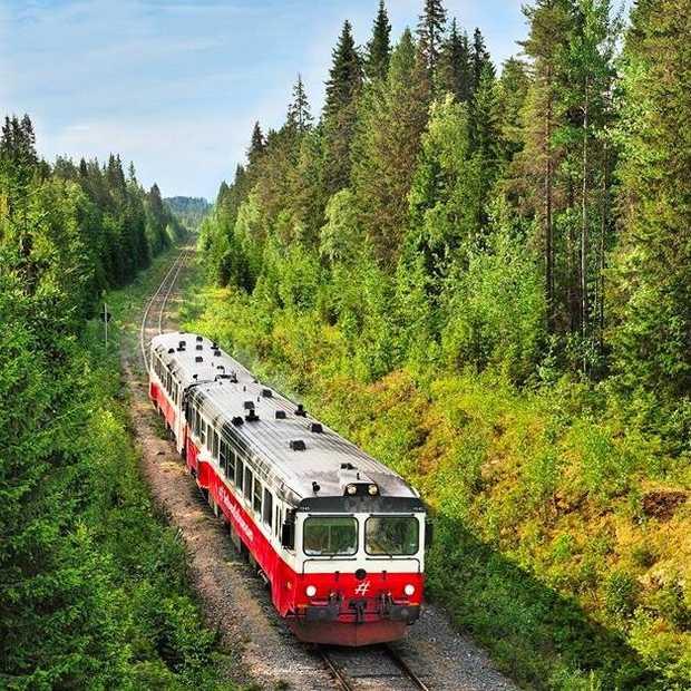 3 bijzondere Europese treinroutes