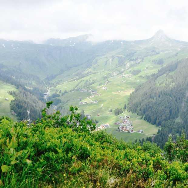 Een groene vakantie in biosferenpark Großes Walsertal
