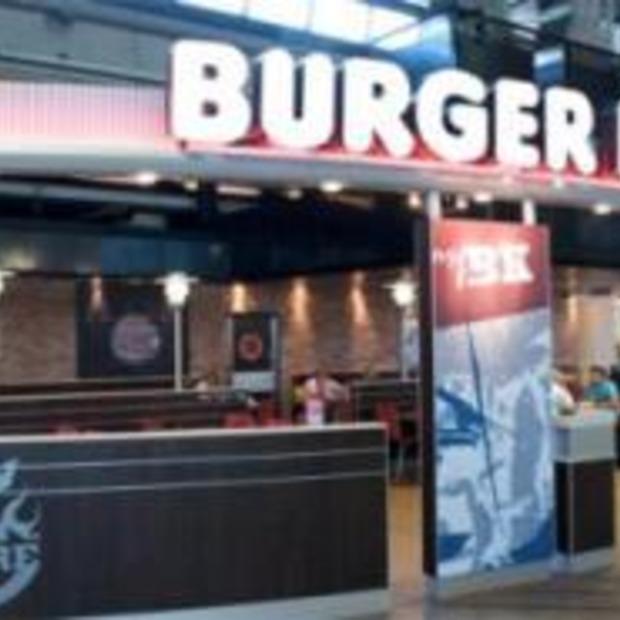 Restaurant van de toekomst op Schiphol