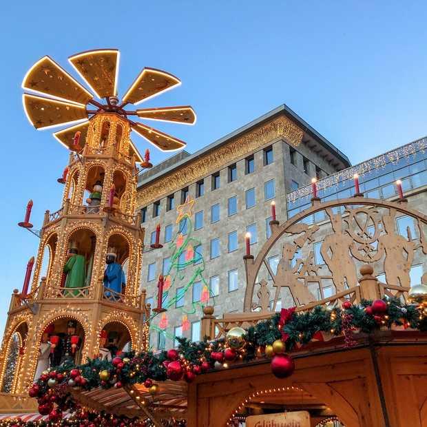 Kerstliefhebbers opgelet! Ken je de kerstmarkt van Bochum al?
