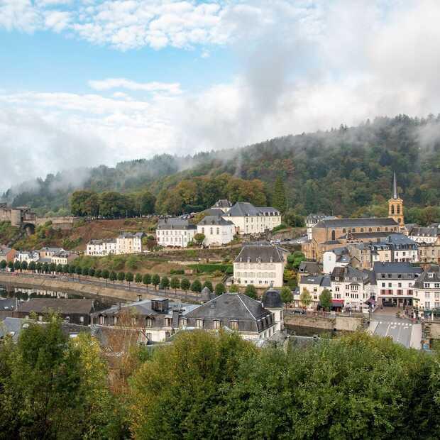 Ontdek de stad Bouillon in België: de parel van de Ardennen