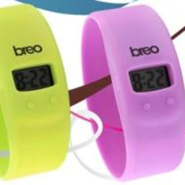 Breo Skin Watch: ideaal voor de wintersport!