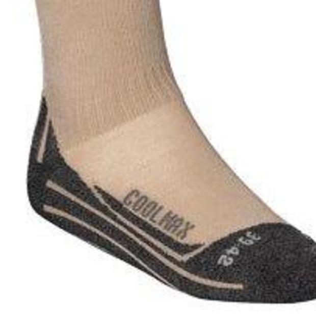 Bugsox: anti muggen sokken