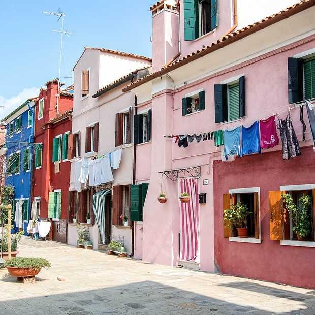 Burano en Murano: de kleurrijke buureilanden van Venetië