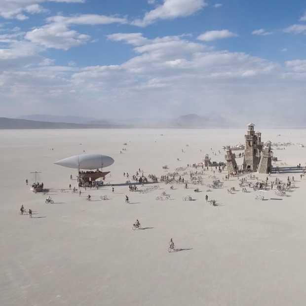 De ultieme aftermovie: Burning Man 2016