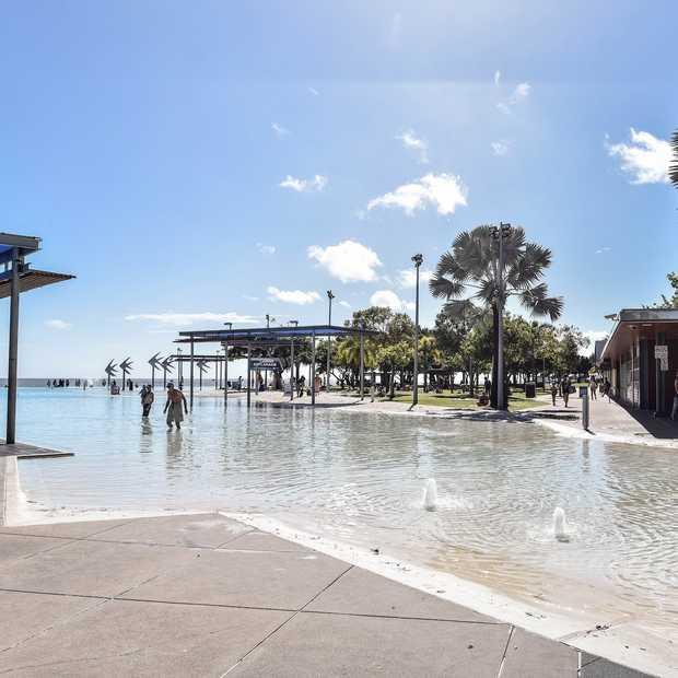 Cairns is de perfecte uitvalsbasis aan de Australische kust