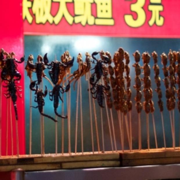 Een rondreis langs vreemde Chinese hapjes: onze top 5