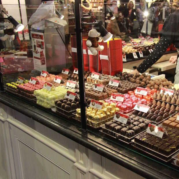 Dompel je onder in de chocoladestad Brussel