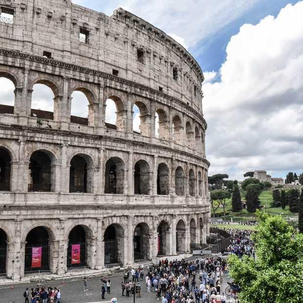 Het Colosseum: het must see wereldwonder van Rome