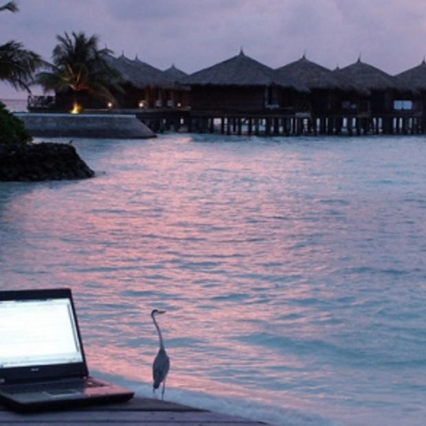 Retweet en maak kans op: Trend Micro Mobile Security, beveiliging van mobiele devices op vakantie