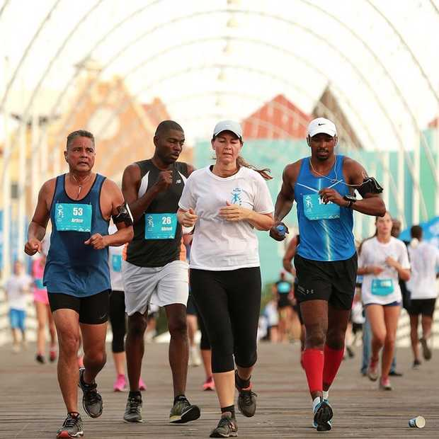 Run in the sun: de Curaçao marathon op 29 november 2015